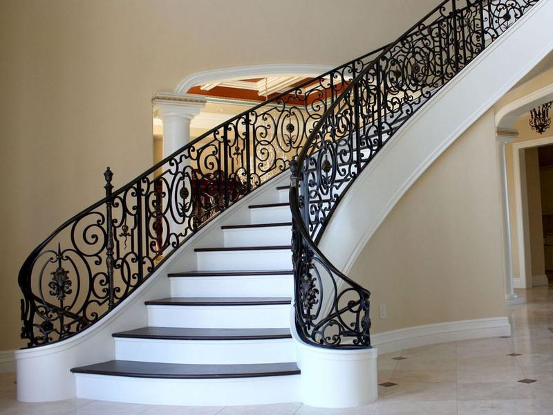 или красивые перила для лестниц фото порошок, который можно