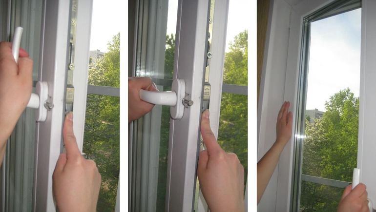 Не закрывается пластиковое окно ручка не двигается