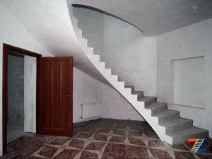 Изящная простота бетонных линий