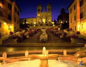 Испанская лестница: Чарующая музыка лестничного марша