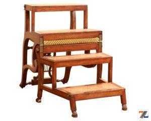 Декоративный раскладной стульчик