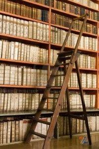 Лестница для библиотеки