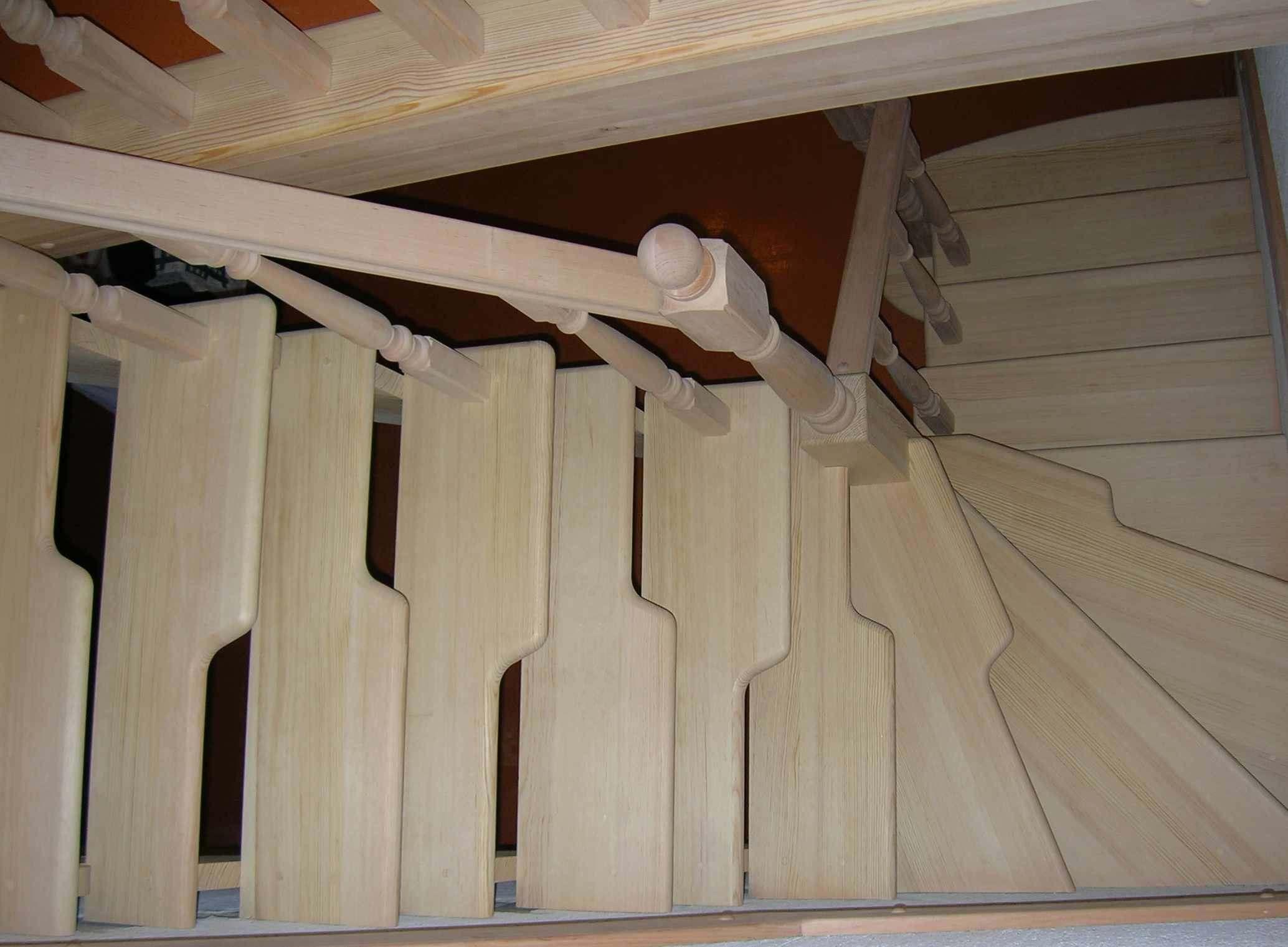 """Лестница""""гусиный шаг"""""""