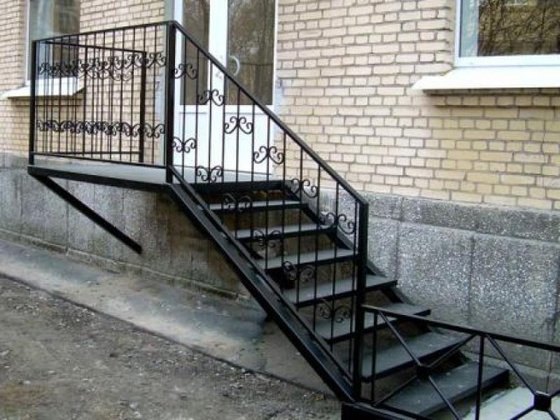 Сварить лестницу самому? Это возможно!