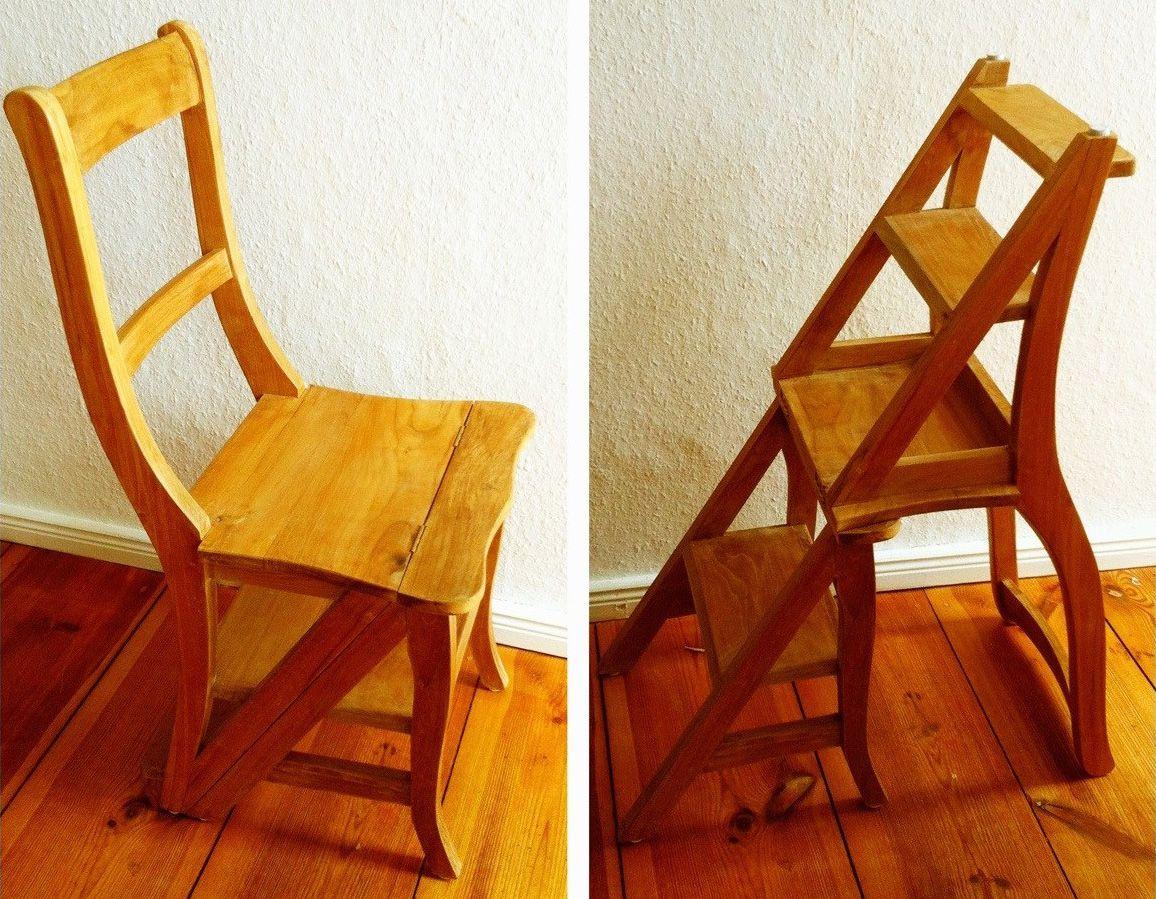 Простой стул стремянка своими руками фото 311