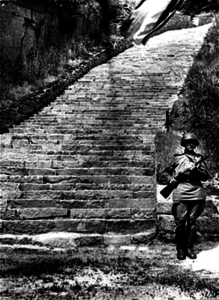 лестница смерти концлагеря маутхаузен