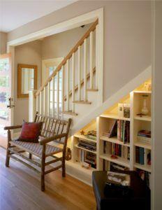Лестница-книжный стеллаж