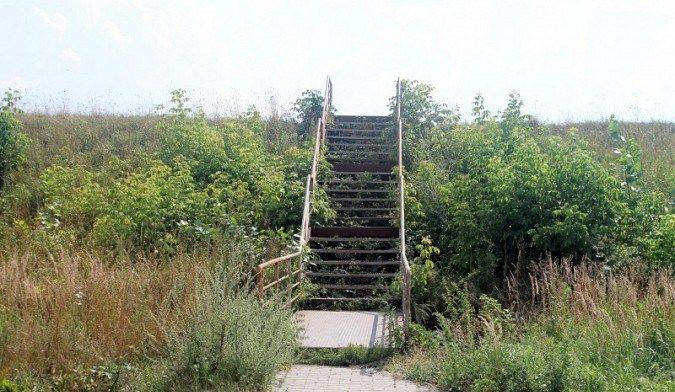 Лестница в Кинешме