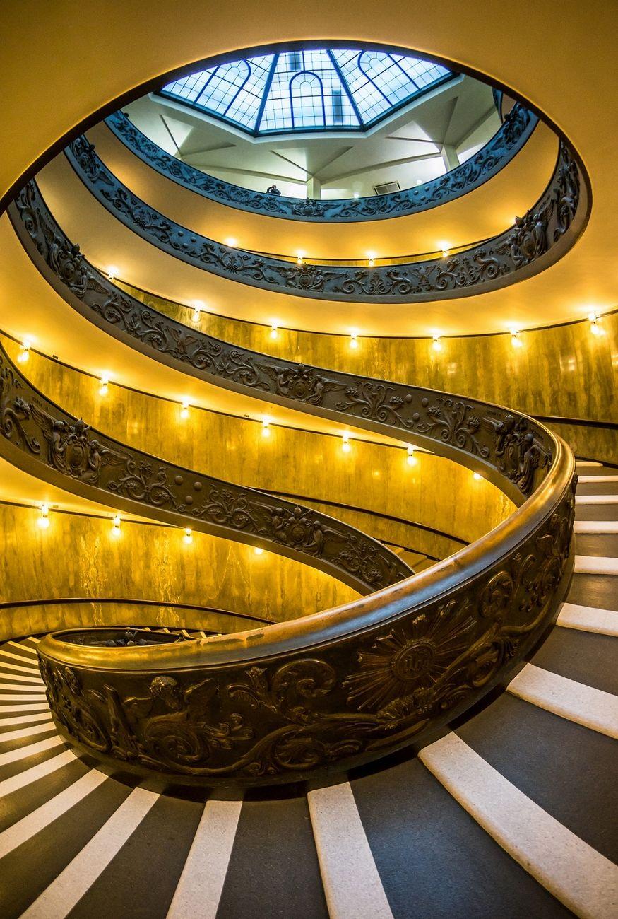 Лестница Момо