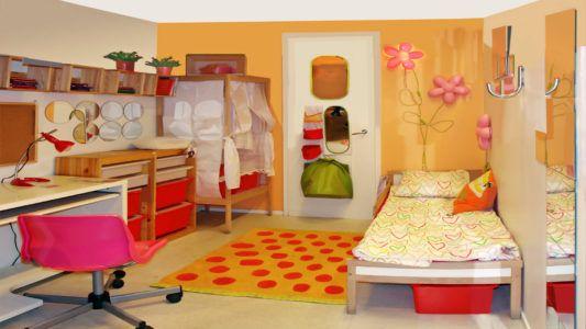 Интересные идеи оформления комнаты