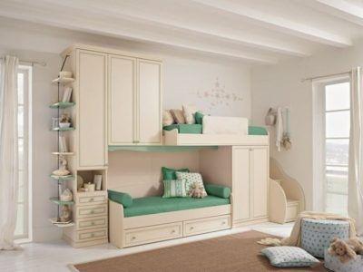Деткая комната в спокойной цветовой гамме