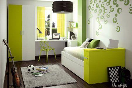 Оригинальный дизайн детской комнаты для мальчика