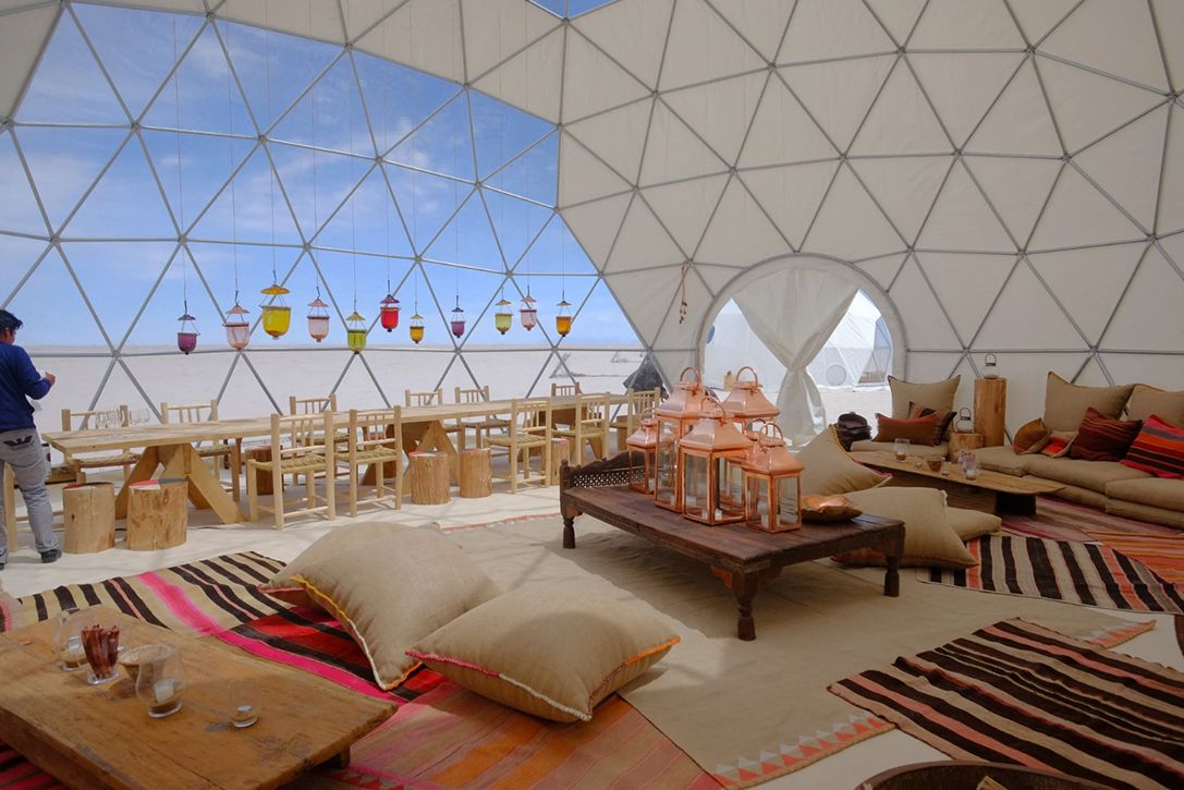 Интерьер Kachi Lodge