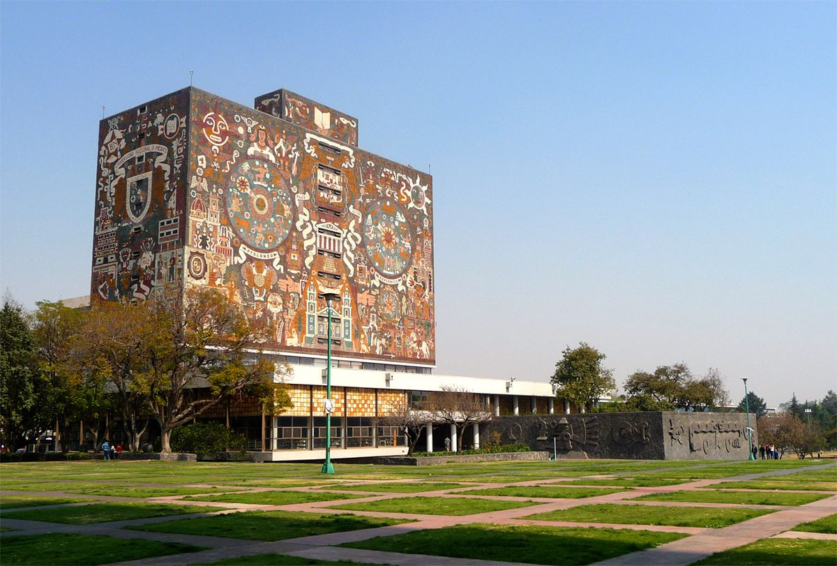 Национальный Автономный университет Мексики