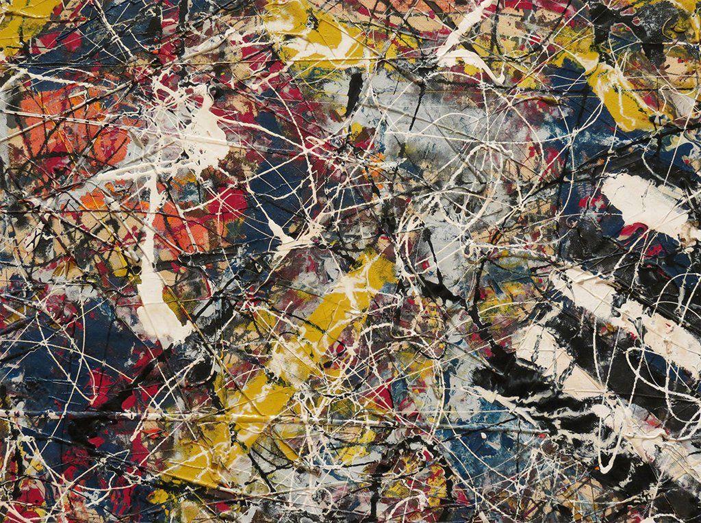 No. 17A, 1948, Jackson Pollock
