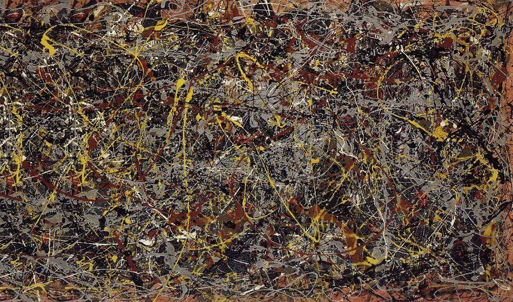 No. 5, 1948, Jackson Pollock