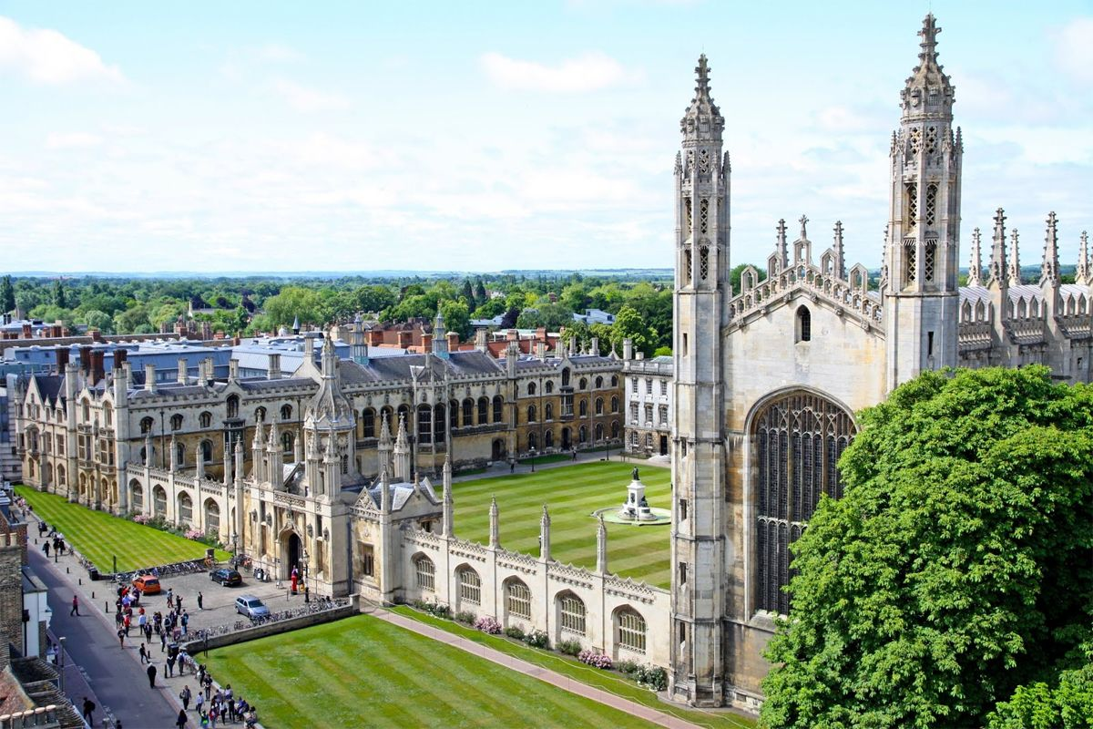 Университет Cambridge