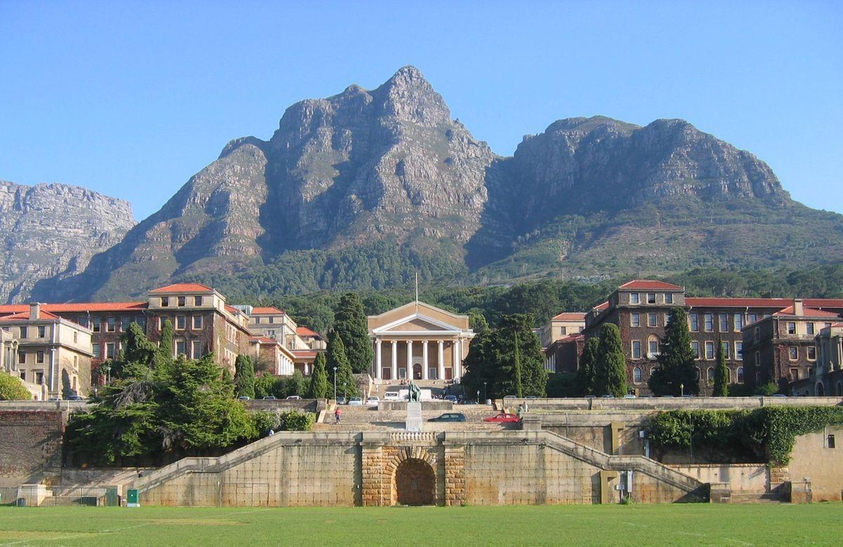 Университет Cape Town
