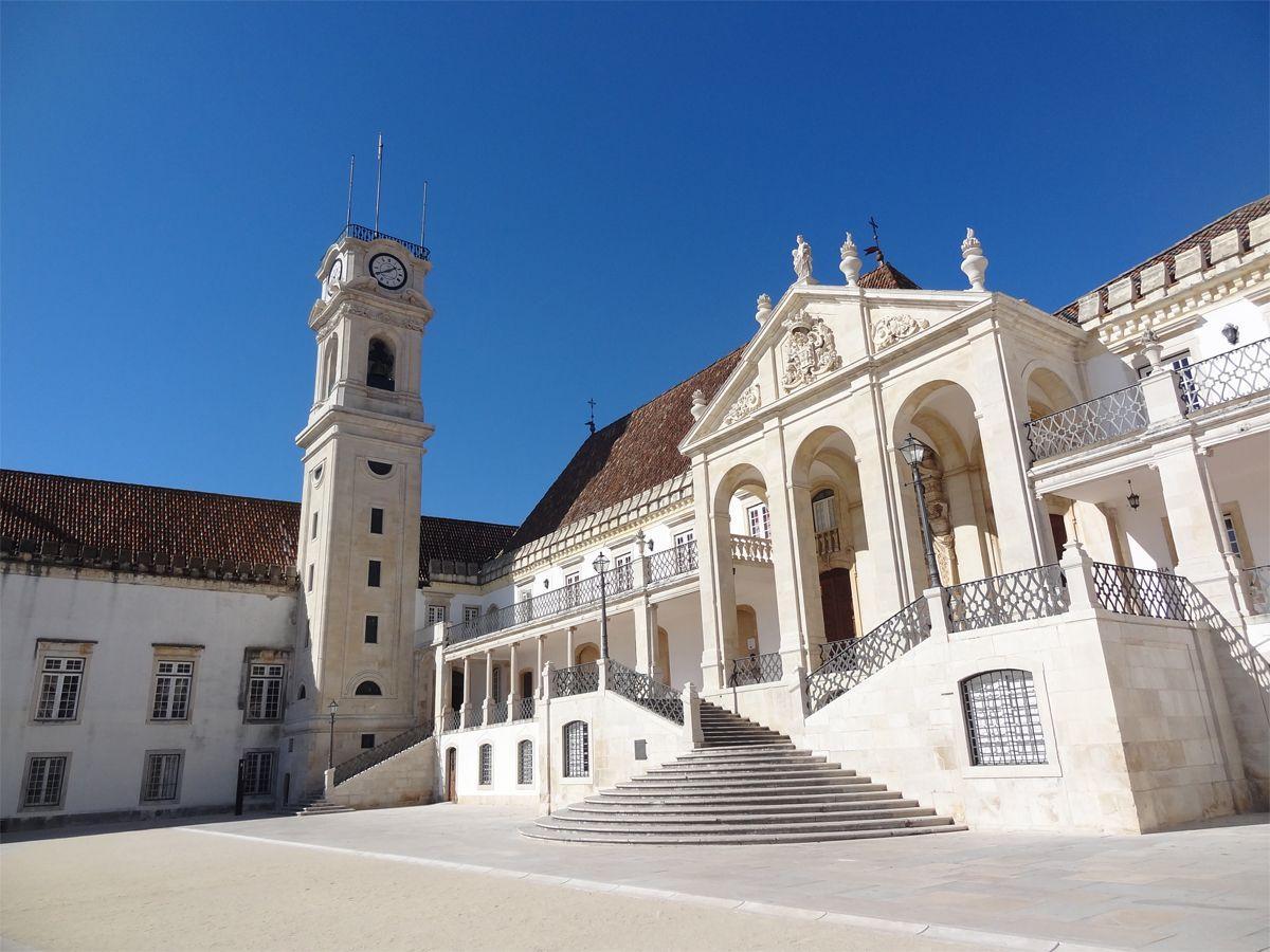 Университет Coimbra