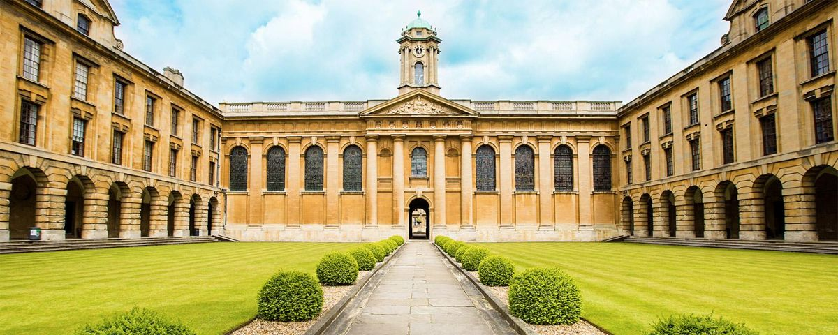 Университет Oxford