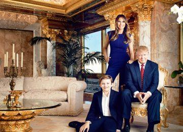Царское жилье Дональда Трампа