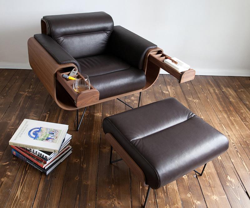 Кресло El Purista