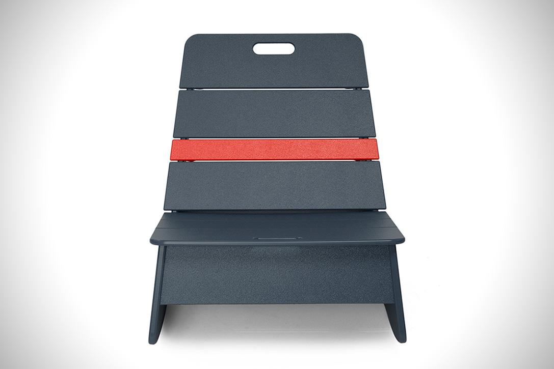 Кресло-качалка для гонщиков