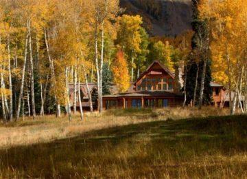 Уединенный дом Тома Круза