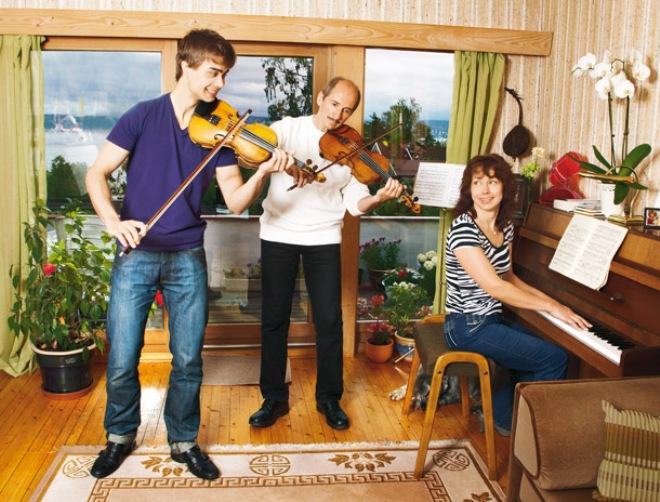 Дом победителя Евровидения-2009