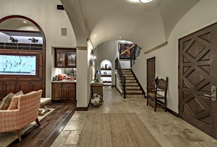 Дом Сильвестра Сталлоне