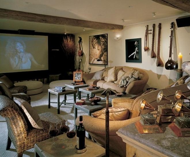 Дом Тины Тернер в Ницце