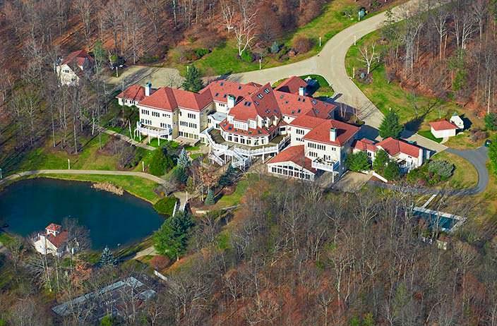 Никому не нужный дом 50 Cent