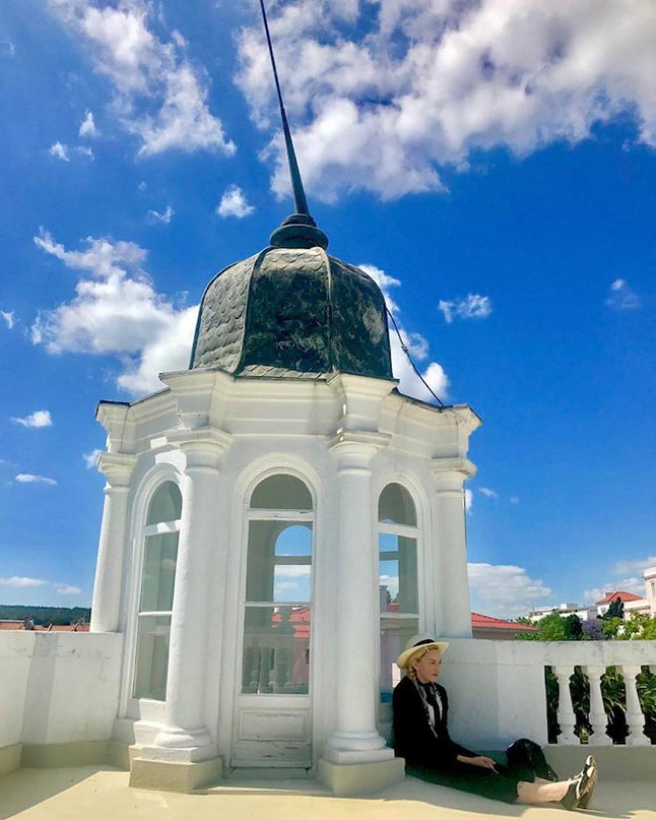 Португальский дом Мадонны