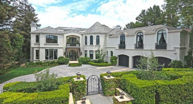 Проданный дом Робби Уильямса