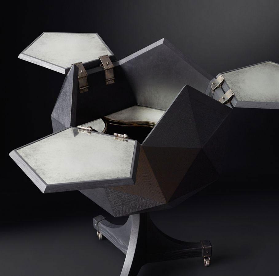 Современный столик-бар