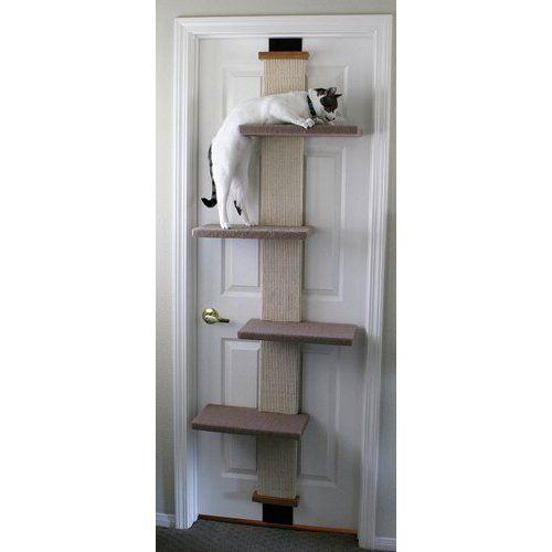 готовая лестница для кота