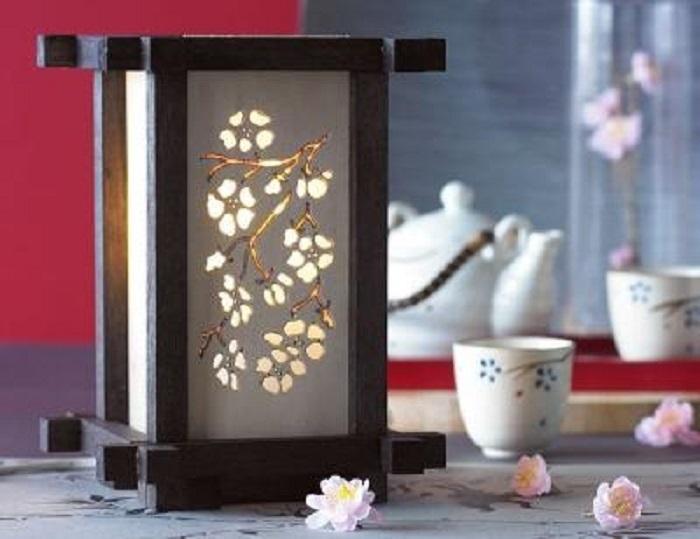 стен поделки для кухни в китайском стиле фото красная