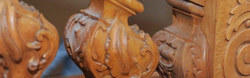 Балясины для традиционных интерьеров