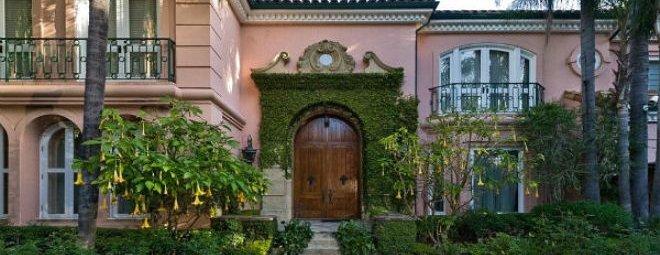 Роскошный дом Кристины Агилеры