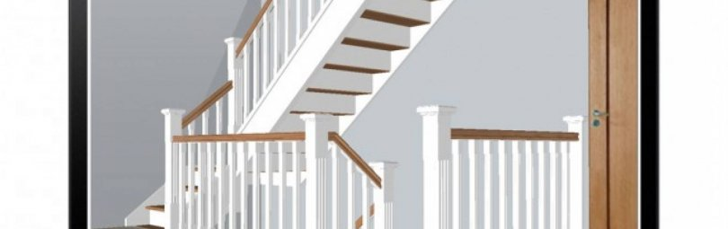 Cad/cam Software For Design And Manufacture Of Staircases – Staircon within Stairs Design Program - Home Designs