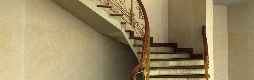 Лестница из фанеры