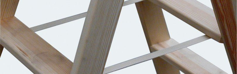 Инструкция по изготовлению приставной деревянной лестницы своими руками