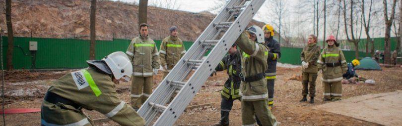 Особенности работы с противопожарными лестницами