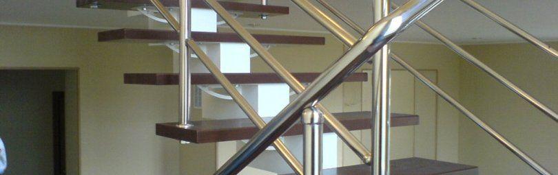 Шелковое скольжение: лестничные поручни