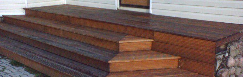 Лестничные группы снаружи вашего дома