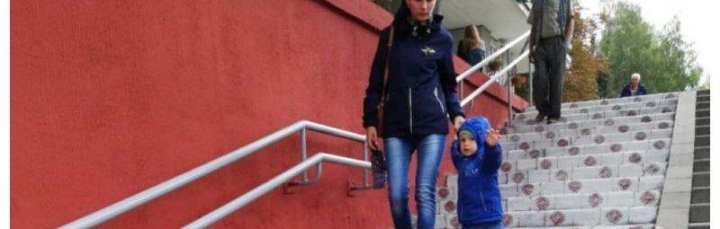 лестница в Беларуси