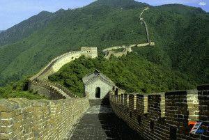 Невероятная Великая китайская стена