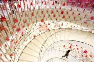 Лестница Барби