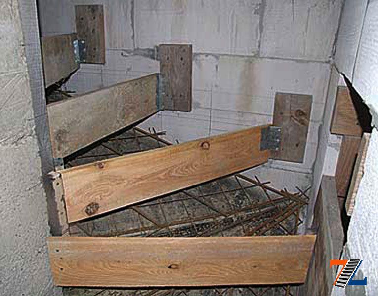 Лестницы своими руками в подвале