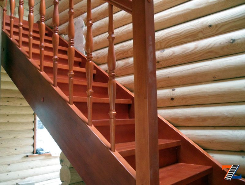 Тетива для деревянной лестницы своими руками